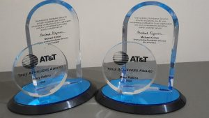 AT&T True Achiever's Awards